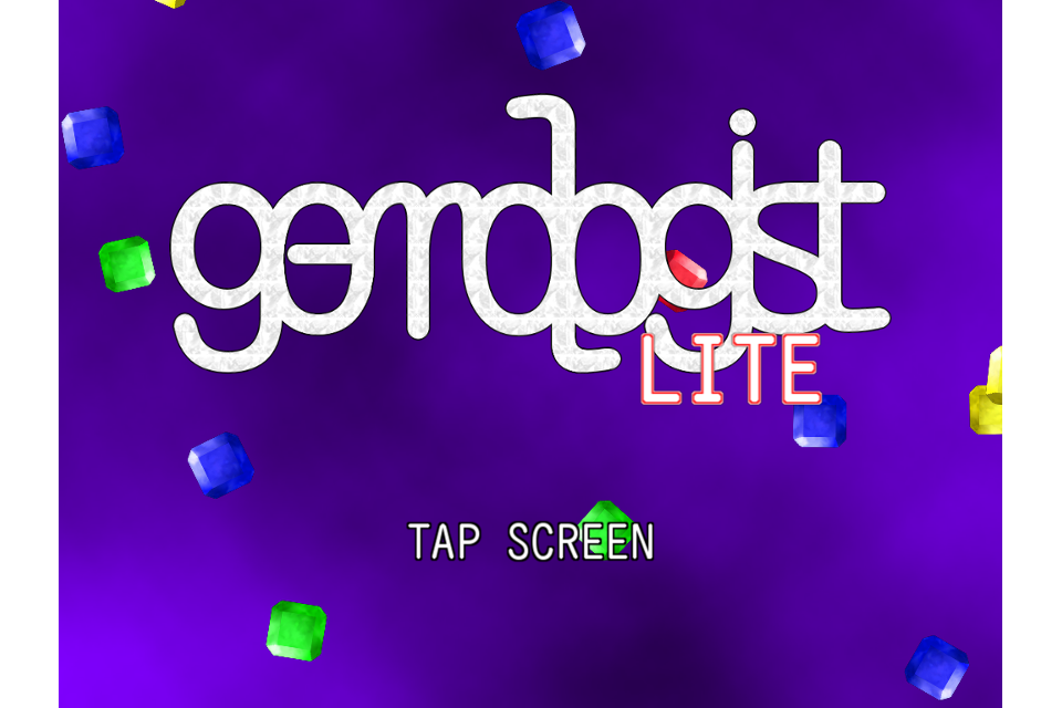 Screenshot gemologist LITE
